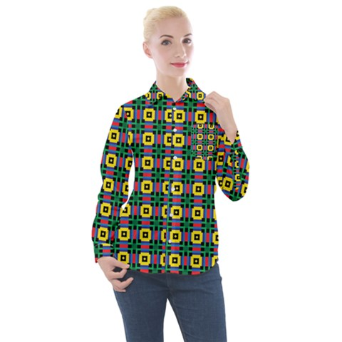 Komodo Women s Long Sleeve Pocket Shirt by deformigo