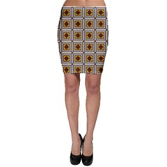 Leptis Bodycon Skirt by deformigo