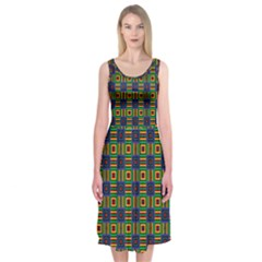 Mattawa Midi Sleeveless Dress by deformigo