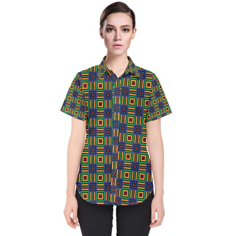 Mattawa Women s Short Sleeve Shirt by deformigo