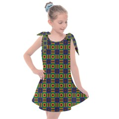 Mattawa Kids  Tie Up Tunic Dress by deformigo