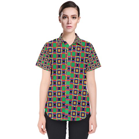 Navasota Women s Short Sleeve Shirt by deformigo
