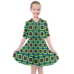 Thinis Kids  All Frills Chiffon Dress by deformigo