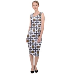 William Fairwell Sleeveless Pencil Dress by deformigo