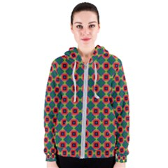 Sharuna Women s Zipper Hoodie by deformigo