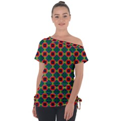 Sharuna Tie Up Tee