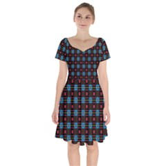 Yakima Short Sleeve Bardot Dress
