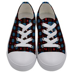 Yakima Kids  Low Top Canvas Sneakers