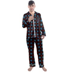 Yakima Men s Satin Pajamas Long Pants Set