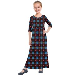 Yakima Kids  Quarter Sleeve Maxi Dress