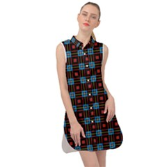 Yakima Sleeveless Shirt Dress