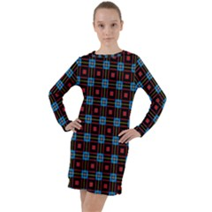 Yakima Long Sleeve Hoodie Dress