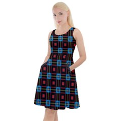 Yakima Knee Length Skater Dress With Pockets