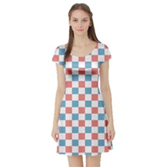 Graceland Short Sleeve Skater Dress