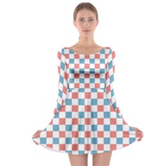 Graceland Long Sleeve Skater Dress