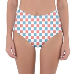 Graceland Reversible High-Waist Bikini Bottoms