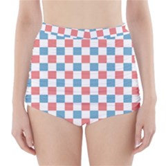 Graceland High-Waisted Bikini Bottoms