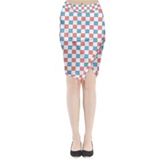 Graceland Midi Wrap Pencil Skirt