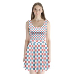 Graceland Split Back Mini Dress
