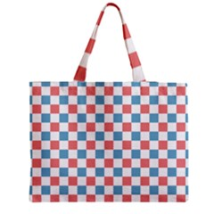 Graceland Zipper Medium Tote Bag