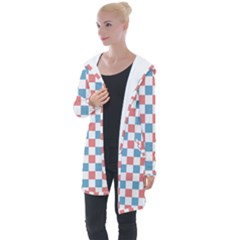 Graceland Longline Hooded Cardigan