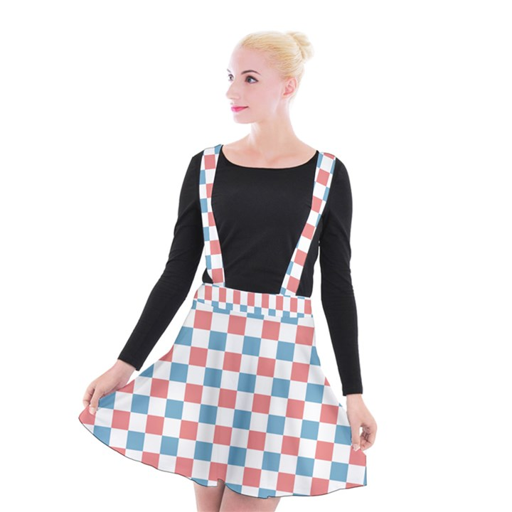 Graceland Suspender Skater Skirt