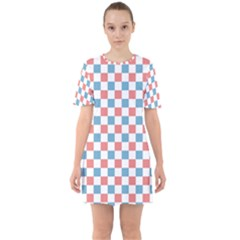 Graceland Sixties Short Sleeve Mini Dress