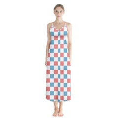 Graceland Button Up Chiffon Maxi Dress