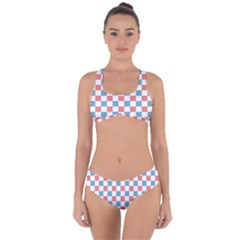 Graceland Criss Cross Bikini Set