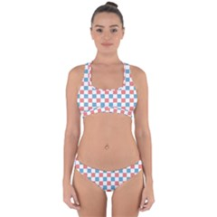 Graceland Cross Back Hipster Bikini Set