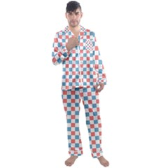 Graceland Men s Satin Pajamas Long Pants Set