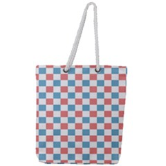 Graceland Full Print Rope Handle Tote (large)