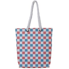 Graceland Full Print Rope Handle Tote (small)