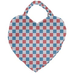 Graceland Giant Heart Shaped Tote