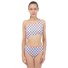 Graceland Spliced Up Two Piece Swimsuit