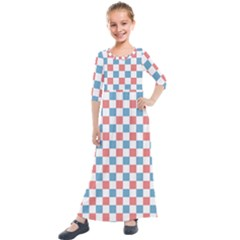 Graceland Kids  Quarter Sleeve Maxi Dress