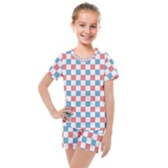 Graceland Kids  Mesh Tee and Shorts Set