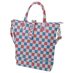 Graceland Buckle Top Tote Bag