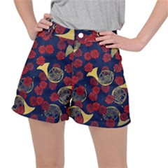 Roses French Horn  Ripstop Shorts