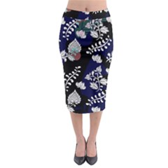 Vivitry Midi Pencil Skirt