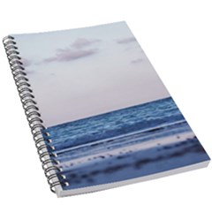 Pink Ocean Hues 5 5  X 8 5  Notebook by TheLazyPineapple