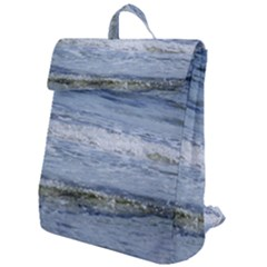 Typical Ocean Day Flap Top Backpack