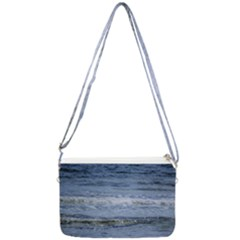 Typical Ocean Day Double Gusset Crossbody Bag