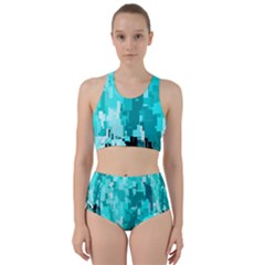 469823231 Glitch48 Racer Back Bikini Set