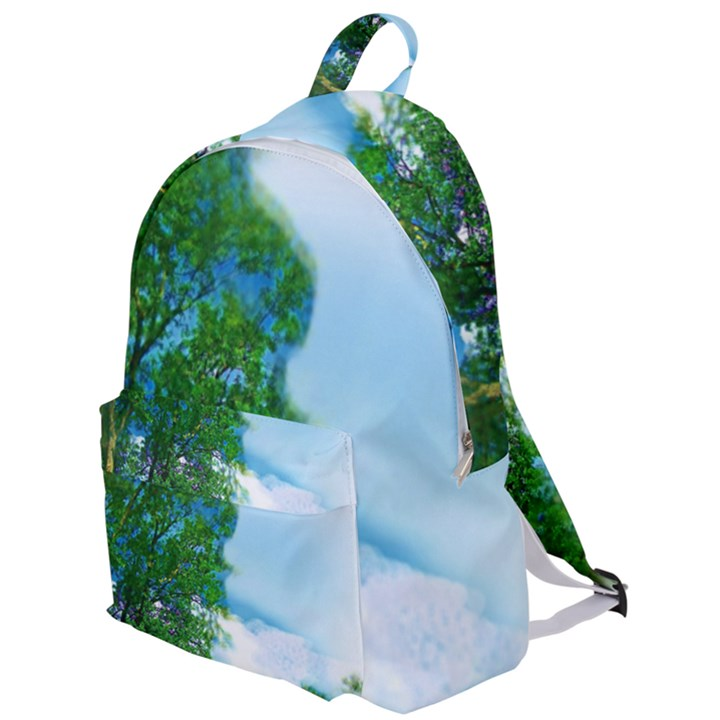 Airbrushed Sky The Plain Backpack