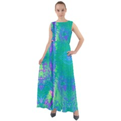 Tank Blue  #scottfreear T= N Green Purple Img 1589 Chiffon Mesh Boho Maxi Dress