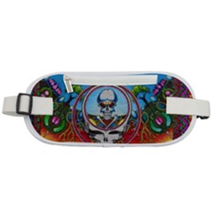Grateful Dead Wallpapers Rounded Waist Pouch