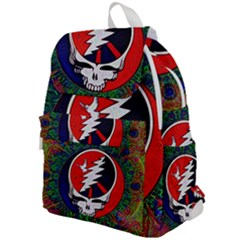 Grateful Dead Top Flap Backpack by Sapixe
