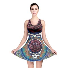 Grateful Dead Ahead Of Their Time Reversible Skater Dress
