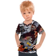 Halloween Kids  Sports Tee